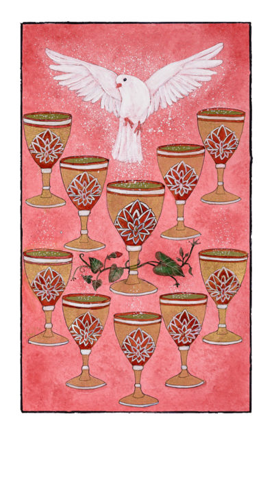 10 of Cups