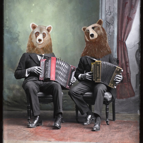 The Musicians | 60 x 40