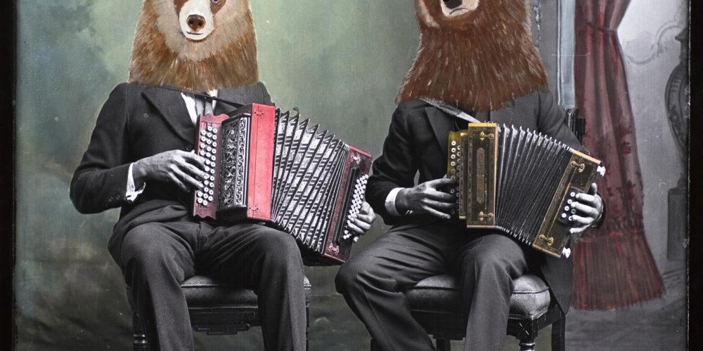 "The Musicians | 60 x 40"""